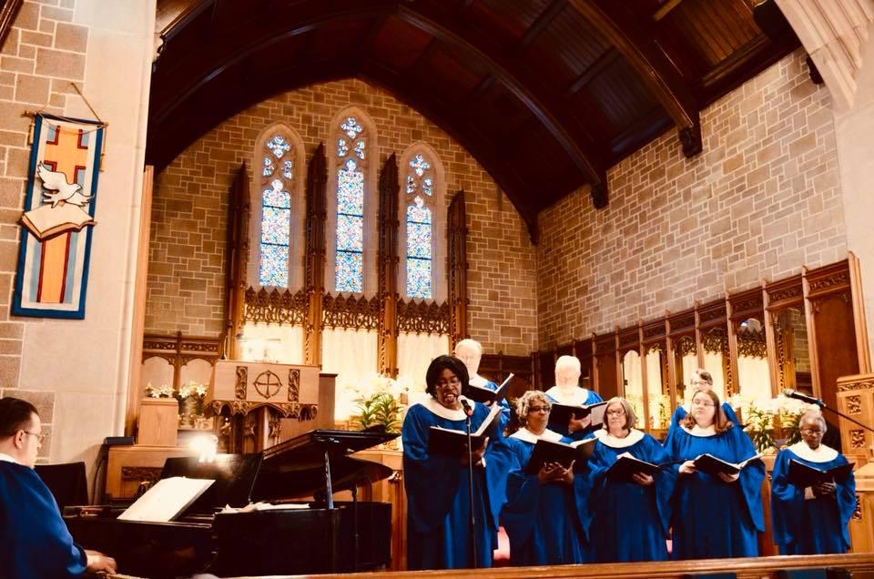 Worship – Morgan Park Presbyterian Church